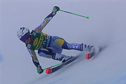 SOELDEN, AUSTRIA. OCTOBER 17 2020:  1st Women's Giant Slalom as part of the Alpine Ski World Cup in Solden on October 17, 2020; Run 1, Kristin Lysdahl (NOR) ( Pierre Teyssot/ESPA Images-Image of Sport)