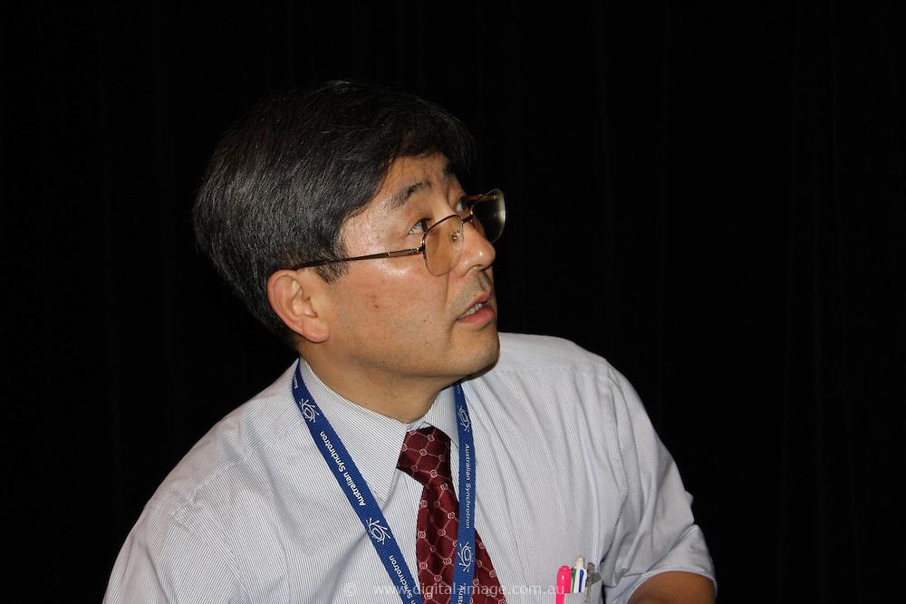 AO Week, Yoshiyuki Amemiya, University of Tokyo, Japan