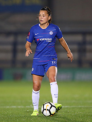File photo dated 17-10-2018 of Chelsea Women's Ali Riley.
