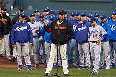 20110411 - Los Angeles Dodgers at San Francisco Giants (MLB Baseball)