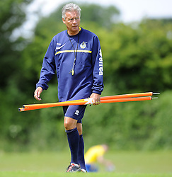 Bristol Rovers Manager, John Ward - Photo mandatory by-line: Joe Meredith/JMP - Tel: Mobile: 07966 386802 24/06/2013 - SPORT - FOOTBALL - Bristol -  Bristol Rovers - Pre Season Training - Npower League Two