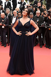 May 14, 2019 - Cannes, France - CANNES, FRANCE - MAY 14: Nadine Labaki attends the opening ceremony and screening of ''The Dead Don't Die'' during the 72nd annual Cannes Film Festival on May 14, 2019 in Cannes, France (Credit Image: © Frederick InjimbertZUMA Wire)