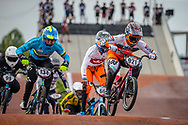 #921 (HARMSEN Joris) NED TeamNL at Round 8 of the 2019 UCI BMX Supercross World Cup in Rock Hill, USA