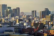Osaka, Cityscape, Japan