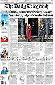 February 04, 2021 (UK): Front-page: Today's Newspapers In United Kingdom