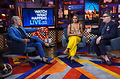 """July 13, 2021 - NY: Bravo's """"Watch What Happens Live With Andy Cohen"""" - Episode 18117"""