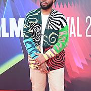 Tom Moutchi attended King Richard | BFI London Film Festival 2021, 15 October 2021 Southbank Centre, Royal Festival Hall, London, UK.