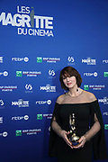 Brussels , 01/02/2020 : Les Magritte du Cinema . The Academie Andre Delvaux and the RTBF, producer and TV channel , present the 10th Ceremony of the Magritte Awards at the Square in Brussels . <br /> Pix : Monica Bellucci<br /> Credit : Didier Bauweraerts / Isopix
