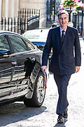 Leader of the House of Commons Jacob Rees-Mog arrives in Downing Street on Tuesday, 21 July 2020 – to attend a Cabinet meeting for the first time since the lockdown to be held at the Foreign and Commonwealth Office (FCO) in London. (VXP Photo/ Vudi Xhymshiti)