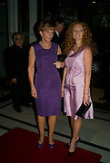 ANNE DIAMOND AND EMMA WILSON, The Spectator 180th Anniversary party, at the Churchill Hotel, London, 7 May 2008.  *** Local Caption *** -DO NOT ARCHIVE-© Copyright Photograph by Dafydd Jones. 248 Clapham Rd. London SW9 0PZ. Tel 0207 820 0771. www.dafjones.com.
