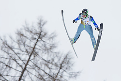 Tine Bogataj during testing jumps at Ski jumping Flying Hill One day before FIS World Cup Ski Jumping Final Planica 2018, on March 21, 2018 in Ratece, Planica, Slovenia. Photo by Urban Urbanc / Sportida