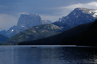 Green River Lakes, Wind River Mountains, Wyoming