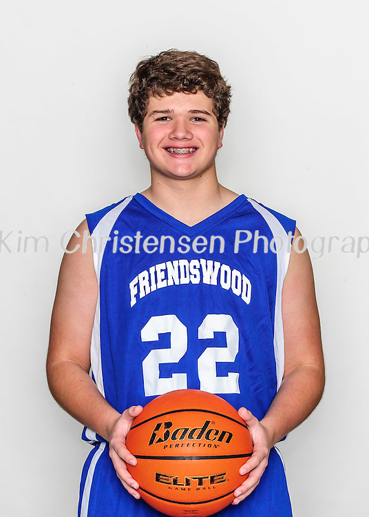 Friendswood Basketball Teams for 2015 Media Guide, 12/07/15. (Photos by ©Kim Christensen)