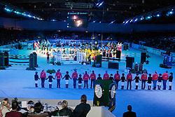 Opening ceremony<br /> Rolex FEI World Cup ™ Jumping Final <br /> 'S Hertogenbosch 2012<br /> © Dirk Caremans