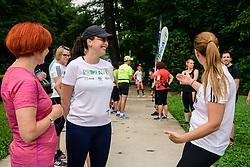 Priprave za Ljubljanski maraton 2019, on August 3, 2019, in Mostec, Ljubljana, Slovenia. Photo by Milan Tomazin / Sportida