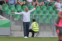 Pascal Dupraz (entraineur toulouse)<br /> FOOTBALL : Saint Etienne vs Toulouse - Ligue 1 - 28/08/2016<br /> Norway only