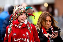 Liverpool fans arrive at Anfield - Mandatory by-line: Robbie Stephenson/JMP - 07/05/2019 - FOOTBALL - Anfield - Liverpool, England - Liverpool v Barcelona - UEFA Champions League Semi-Final 2nd Leg
