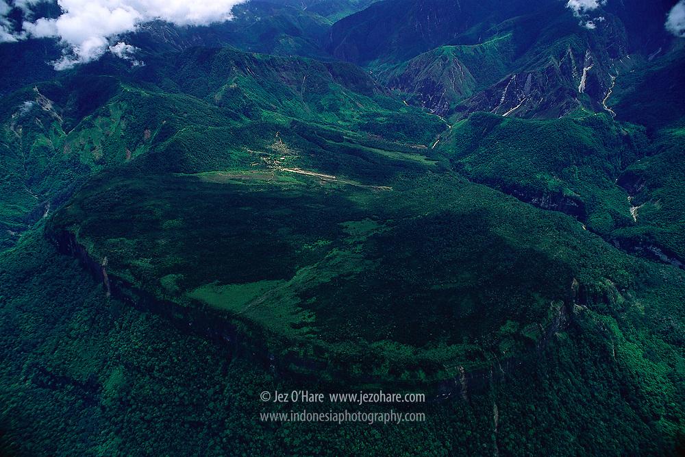 Holuwon, Yahukimo, Papua, Indonesia.