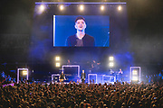 The Script (suppoted by Wild Youth' performing at the RAH for the TCT