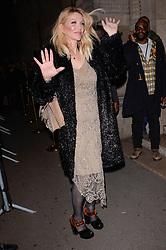 Courtney Love attending L'Oreal Paris X Balmain party at Ecole de Medecine during Paris Fashion Week Spring Summer 2018 held in Paris, France on September 28, 2017. Photo by Julien Reynaud/APS-Medias/ABACAPRESS.COM