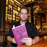 NLD/Amsterdam/20181101 Boekpresentatie Seks, Macht & Misbruik door Frank Waals, schrijver Frank Waals