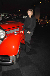 TV presenter PENNY SMITH at a preview of a forthcoming sale of cars from the Bernie Ecclestone Car Collection held at Battersea Evolution, Battersea Park, London SW11 on 30th October 2007.<br /><br />NON EXCLUSIVE - WORLD RIGHTS