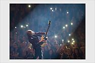 Haloo Helsinki performing at Hartwall Arena, Helsinki, October 17, 2015.