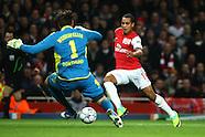 Arsenal v Borussia Dortmund 231111