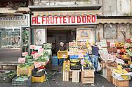 Street market, Naples © Rudolf Abraham