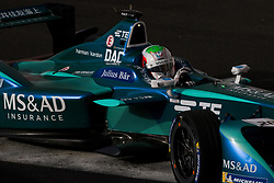 April 14, 2018 - Rome, RM, Italy - A.F. Da Costa of MS & AD Andretti Racing during Rome E-Prix Round 7 as part of the ABB FIA Formula E Championship on April 14, 2018 in Rome, Italy. (Credit Image: © Danilo Di Giovanni/NurPhoto via ZUMA Press)