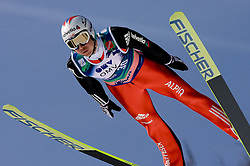 AMMANN Simon, RG Churfirsten, SUI  competes during Flying Hill Individual Third Round at 3rd day of FIS Ski Flying World Championships Planica 2010, on March 20, 2010, Planica, Slovenia.  (Photo by Vid Ponikvar / Sportida)