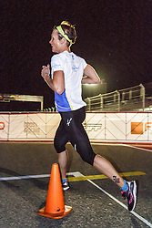 Beer Mile World Championships, Inaugural, Women's Elite race, Andrea Fisher