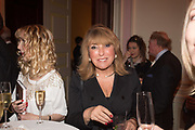 BASIA BRIGGS; EVE POLLARD, Launch of book by Basia Briggs, Mother Anguish. The Ritz hotel, Piccadilly. 4 December 2017