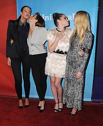 Stephanie Corneliussen, Grace Gummer, Carly Chaikin, Portia Doubleday bei der NBC Universal Summer Press Tour in Beverly Hills / 030816 ***Summer Press Tour at the Beverly Hilton on August 3, 2016***