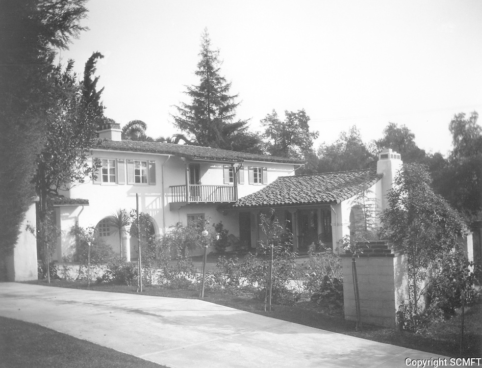 Circa 1930 1800 Outpost Dr. in the Outpost Estates