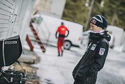 11.03.2020, Granasen, Trondheim, NOR, FIS Weltcup Skisprung, Raw Air, Trondheim, Herren, im Bild Ryoyu Kobayashi (JPN) // Ryoyu Kobayashi of Japan during men's 3rd Stage of the Raw Air Series of FIS Ski Jumping World Cup at the Granasen in Trondheim, Norway on 2020/03/11. EXPA Pictures © 2020, PhotoCredit: EXPA/ JFK