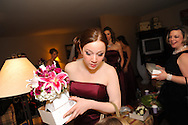 BLUE BELL, PA. - JANUARY 15: Carin & Nate's Wedding @ Normandy Farms (Photo by William Thomas Cain/Cain Images Wedding Photojournalism)