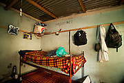 Nairobi, June 2010 - bunk bed at the Watoto Wema children's home.