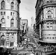 San Francisco, Cable car, Powell & Market turnabout