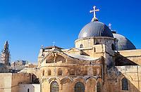 Israel - Jerusalem - Saint Sepulcre