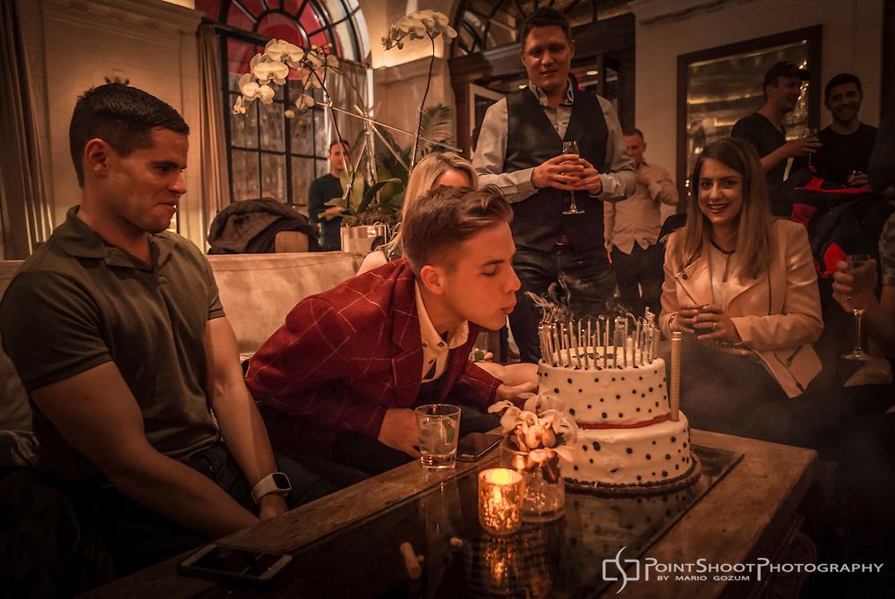 2016 Ryan Newcomb Birthday Party, St. Regis Hotel, Washington DC