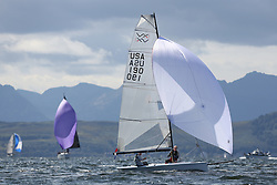 Peelport Clydeport, Largs Regatta Week 2014 Largs Sailing Club based at  Largs Yacht Haven <br /> <br /> VX One, 190, Ovi Boats, Duncan Hepplewhite