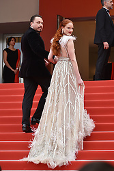 The Dead Don't Die premiere and opening ceremony, 72nd Cannes Film Festival, France - 14 May 2019 CAP/PL ©Phil Loftus/Capital Pictures. 14 May 2019 Pictured: Barbara Meier and Klemens Hallmann. Photo credit: Phil Loftus/Capital Pictures / MEGA TheMegaAgency.com +1 888 505 6342