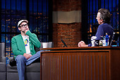 """July 22, 2021 - NY: NBC's """"Late Night With Seth Meyers"""" - Episode: 1174A"""