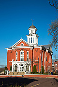 March 22, 2020 -- Montour County Courthouse