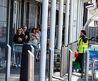 Marks And Spencer social distancing coventry