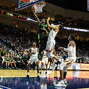 Nov 23  2018 Las Vegas, NV  U.S.A.  Michigan State  guard Joshua Langford (1) drive to the hoop during the NCAA Men's Basketball Continental Tire Las Vegas Invitational between Texas Longhorns and the Michigan State Spartans 78-68 win at The Orleans Arena Las Vegas, NV. Thurman James / CSM