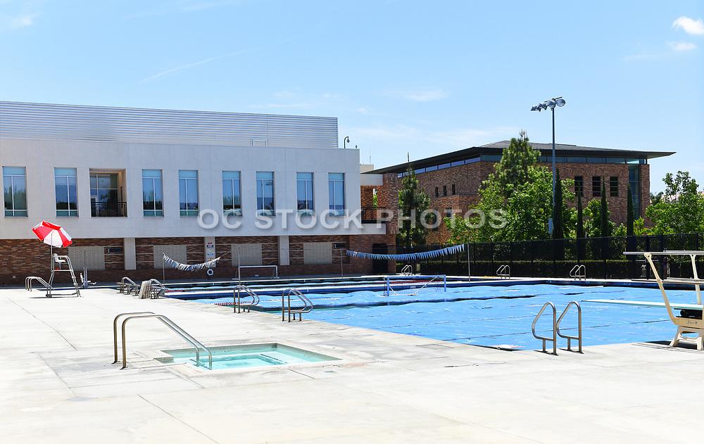 Allred Aquatics Center at Chapman University