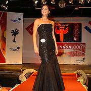 Miss Nederland 2003 reis Turkije, Miss Drenthe,  Yvonne Beekelaar