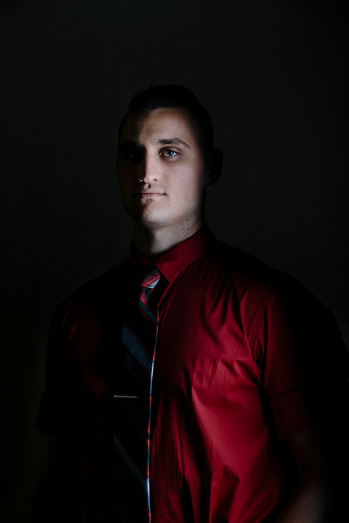 Lucas, 23, declined to give his last name. Hundreds of Alt Right supporters gathered during a conference sponsored by National Policy Institute, run by Richard Spencer, at the Ronald Reagan Building and International Trade Center on Saturday, Nov. 19, 2016 in Washington, D.C.